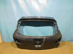 Дверь багажника Opel Astra J 2009-