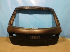 Дверь багажника Audi A6 S6 C7 Avant 2012-