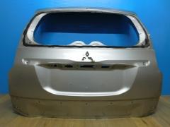 Дверь багажника Mitsubishi Pajero 2015