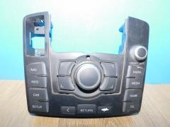 Блок управления MMI Audi Q7 2007-2009